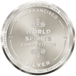 San Francisco World Spirits Competition - Silver
